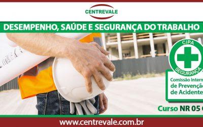 Curso de CIPA-EAD- Três Rios /RJ-CENTREVALE