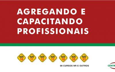 Curso de NR18-EAD- Três Rios /RJ-CENTREVALE